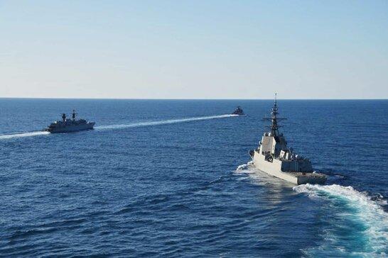 У Чорному морі офіційно завершились міжнародні військові навчання Sea Breeze