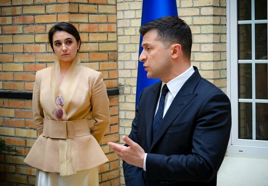 """Я не психанула"": Мендель назвала причину звільнення з посади прессекретаря Зеленського"