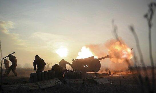 Війна на Донбасі: російські бойовики поранили захисника України