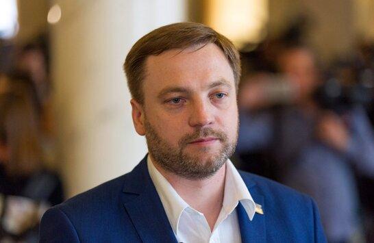 """Новий очільник МВС Монастирський планує """"розділити"""" міністерство (відео)"""
