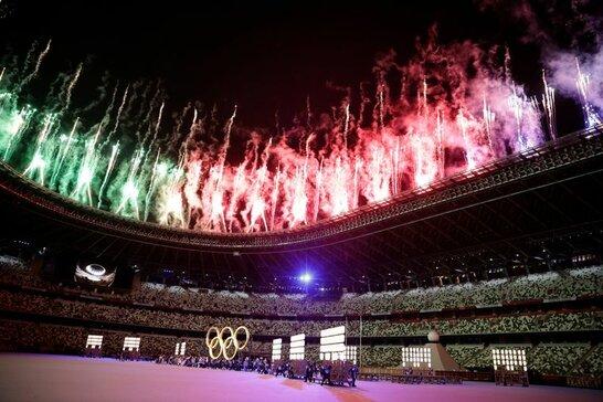 Російський телеканал не показав збірну України на відкритті літньої Олімпіади-2020