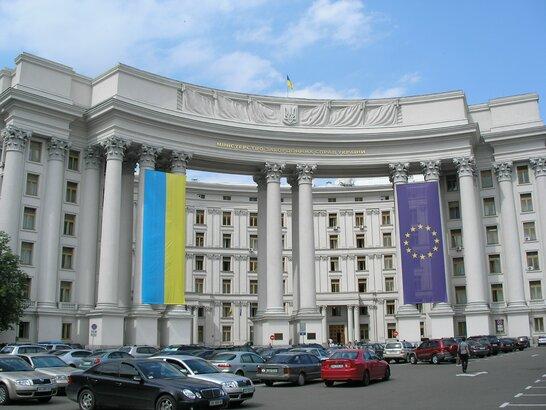 Україна протестує проти залучення населення окупованих територій до виборів у РФ