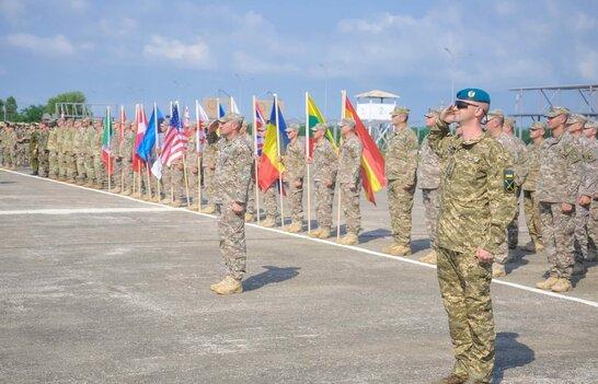 У Грузії стартували міжнародні військові навчання Agile Spirit 2021 за участі України (фото)