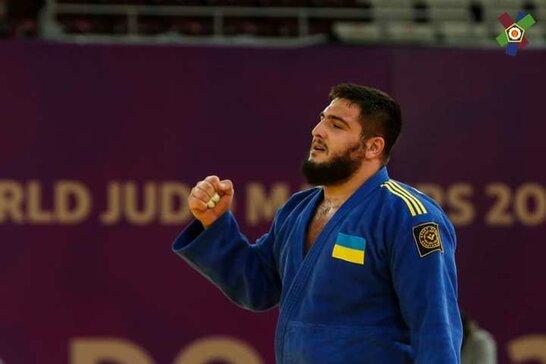 """Український дзюдоїст Хаммо зупинився за крок від """"бронзи"""" на Олімпіаді-2020"""