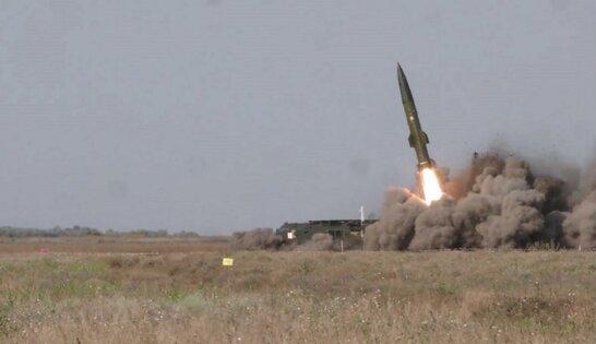 """В Україні успішно випробували новий реактивний снаряд """"Тайфун-1"""" (відео)"""