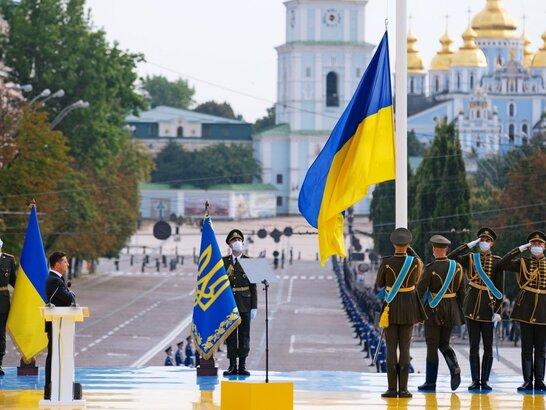День Незалежності України: Зеленський оголосив програму заходів святкування