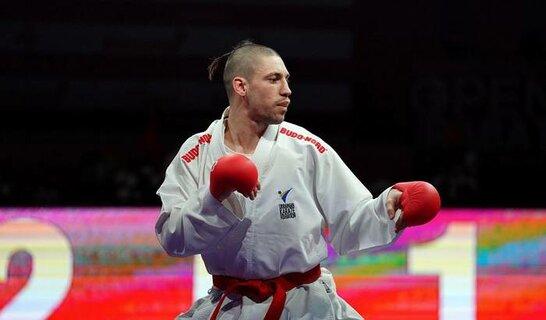 Українець Горуна гарантував бронзову медаль: каратист пройшов у півфінал Олімпіади
