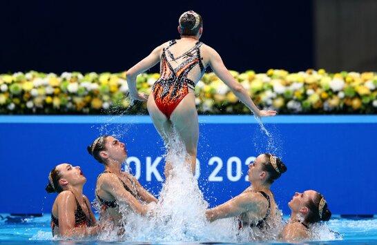 """Друга історична """"бронза"""": Україна здобула медаль в артистичному плаванні на Олімпіаді"""