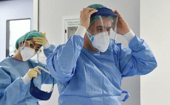 В Україні виявили 781 новий випадок захворювання на коронавірус