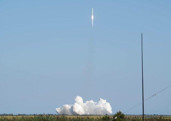 Українсько-американська ракета вивела на орбіту корабель з вантажем для МКС (відео)