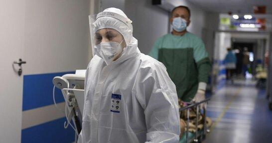 За добу в Україні виявили понад 1300 випадків COVID-19