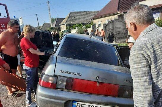Їхали в службовому автомобілі у відрядження: на Одещині троє поліцейських загинули у ДТП (фото)