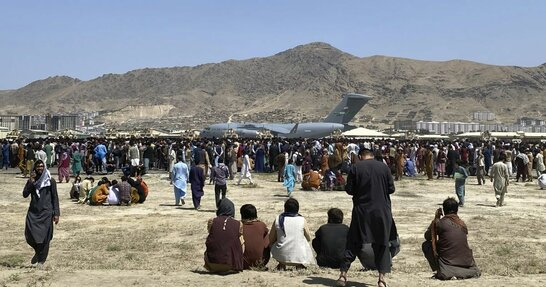 """Зміна влади та хаос в країні: угрупування """"Талібан"""" взяло під контроль Афганістан (відео)"""