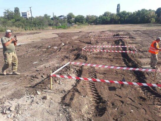 В Одесі під час розкопок виявили один із найбільших могильників жертв НКВС (фото)
