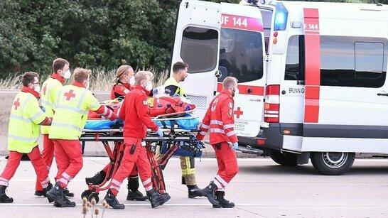 Аварія з українською родиною в Австрії: загинула ще одна дитина