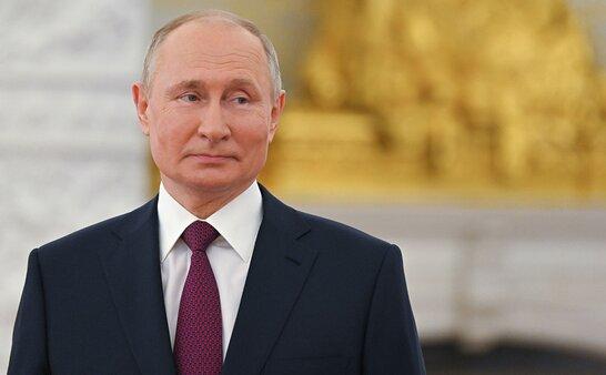 Путін розраховує на відновлення стосунків між Україною та Росією