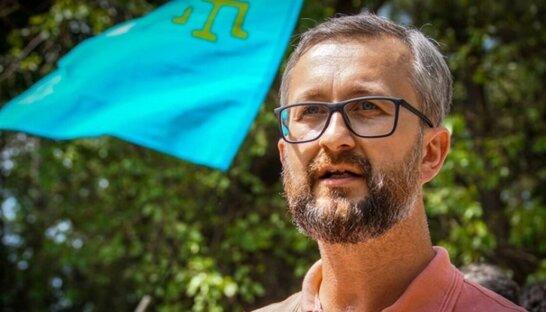 Окупанти в Криму заарештували на два місяці Нарімана Джеляла (відео)