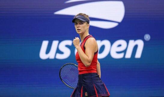 Українська тенісистка Світоліна програла 19-річній канадці у чвертьфіналі US Open (відео)