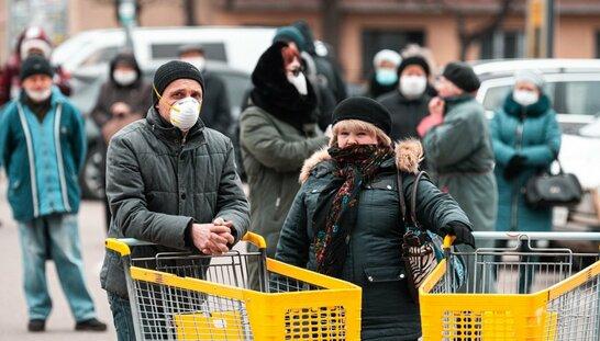 """Запровадження """"жовтої"""" зони в Україні: уряд має ухвалити зміни до адаптивного карантину"""