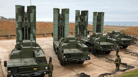 Росія провела в окупованому Криму навчання з протиповітряної оборони