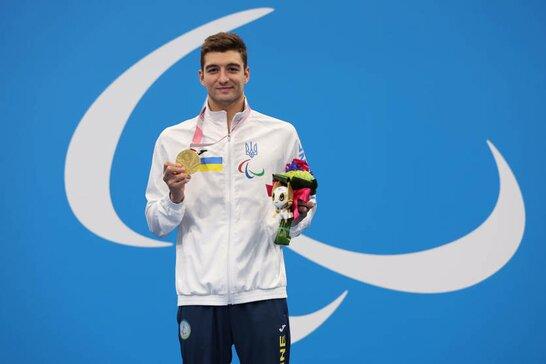 Найтитулованішого спортсмена Паралімпіади-2020 нагородили званням Героя України