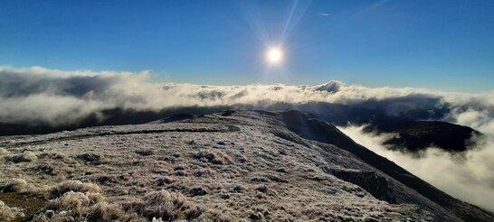 Похолодання в Україні: на вершині гори Піп Іван Чорногірський зафіксували -6 (фото)