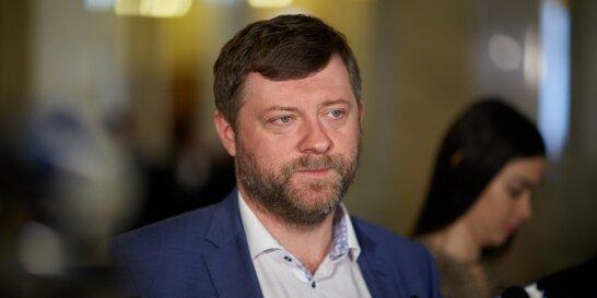 """Голову партії """"Слуга народу"""" Олександра Корнієнка обрали першим віцеспікером (відео)"""