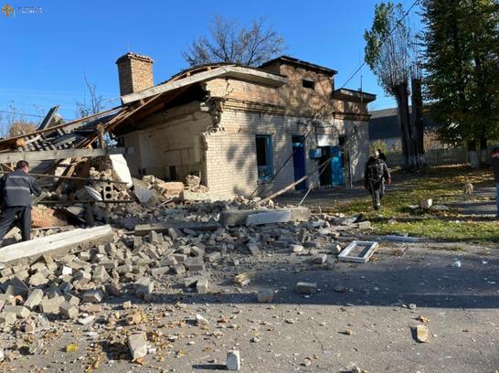 У дитсадочку на Київщині стався вибух газу (фото)