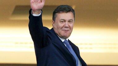 Проти Януковича та його оточення Зеленський ввів максимальні санкції РНБО