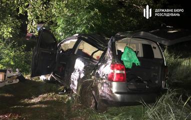 На Вінничині п'яний патрульний влаштував смертельну ДТП