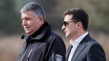 У Офісі Президента розглядають можливість звільнення Авакова, – ЗМІ