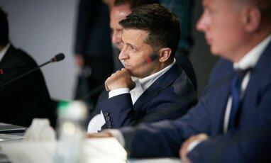 Зеленський ветував закон про брехню у деклараціях та повернув його на розгляд парламенту України
