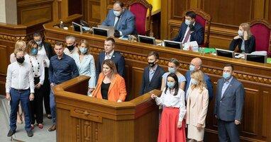 """У """"Голосі"""" відреагували на рішення 10 своїх депутатів щодо створення окремого об'єднання"""