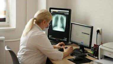 У дитячій лікарні Львова запрацював надсучасний рентгенівський апарат (відео)