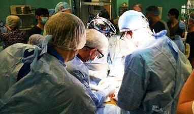 Посмертні трансплантації: у Львові медики вперше здійснили пересадку серця (відео)