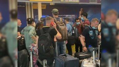 """""""МАУ"""" потрапила у скандал: літак авіакомпанії Коломойського забув у Борисполі 50 своїх пасажирів"""