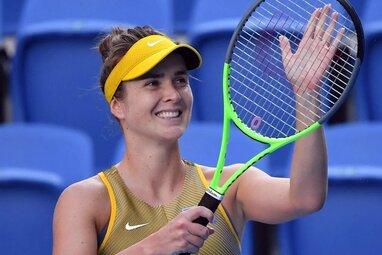 Українська тенісистка Світоліна уперше в кар'єрі пройшла у півфінал на Олімпіаді