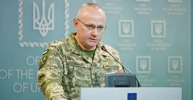Зеленський звільнив Хомчака з посади головнокомандувача ЗСУ