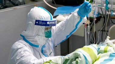 У київській лікарні помер перший пацієнт у якого підтвердили штам «Дельта»