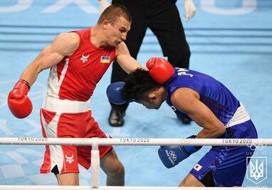 Український боксер Хижняк виграв свій перший бій на Олімпійських іграх-2020