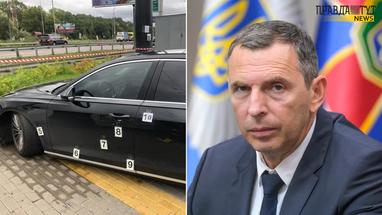 Замах на вбивство Шефіра: за фактом обстрілу автомобіля першого заступника Зеленського відкрили справу (відео)