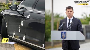 """""""Відповідь буде сильною"""": Зеленський відреагував на обстріл авто заступника Шефіра (відео)"""