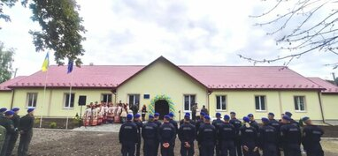 Оновлення для нацгвардійців: на Львівщині відкрили нові казарми для військовослужбовців (відео)