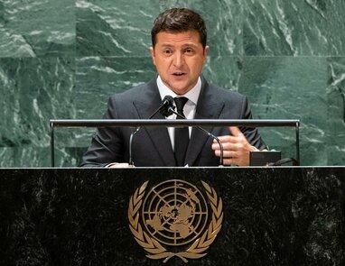 """""""Як супергерой на пенсії"""", - Зеленський про ООН (відео)"""