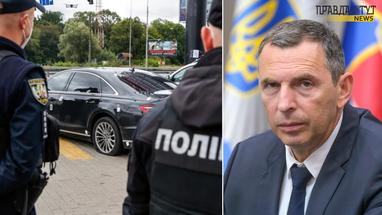 Напад на авто Шефіра: помічника Зеленського після обстрілу охороняє СБУ (відео)