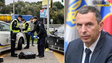Замах на життя Шефіра: в МВС назвали головну мету обстрілу автівки помічника Зеленського (відео)