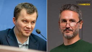 """""""Треба дати в око?"""": Милованов і Друзенко влаштували скандал у прямому ефірі (відео)"""