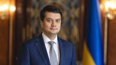 """Колишній спікер Разумков заявив, що досі є членом """"Слуги народу"""" (відео)"""