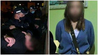 """""""Клієнти"""" викрали 19-річну дівчину у Львові й вимагали 2 млн євро викупу (відео)"""