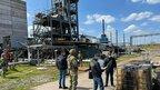 СБУ викрила масштабний нелегальний завод з переробки нафти на Дніпропетровщині (відео)